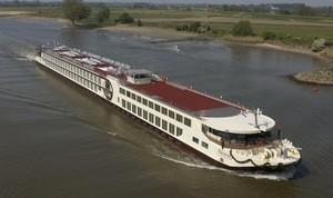 В устье Дуная началось речное круизное судоходство