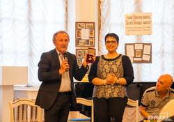 В Одессе наградили победителей литературного конкурса памяти Максимилиана Волошина (ФОТО)