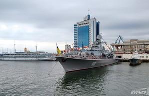 На день Военно-морских сил в Одессу приедет Порошенко
