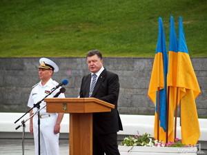 Президент подтвердил свой визит в Одессу на день флота