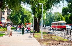 Реконструкция 6-й станции Фонтана в Одессе завершается (ФОТО)
