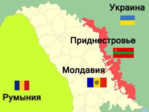 Российские миротворцы находятся в Приднестровье незаконно,- министр обороны Молдовы