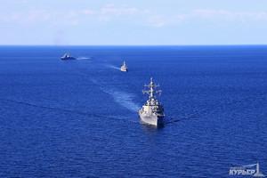"""""""Си-Бриз-2016"""" пройдет с участием боевых кораблей США, Турции, Румынии с базированием на Одессу."""