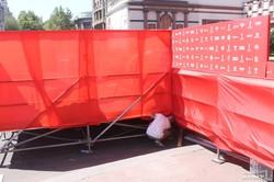 Как выглядит красная дорожка ОМКФ сейчас (ФОТО)