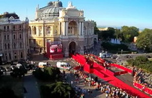 Одесский кинофестиваль открывается с шествия по красной дорожке (прямая трансляция)