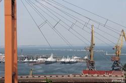 Си-Бриз на одесском морвокзале (ФОТО)