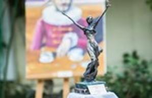 Живопись и скульптура в рамках одесского кинофестиваля (ФОТО)