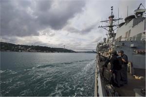 "США на учениях ""Си-Бриз"" нарушают конвенции о режиме Черноморских проливов"