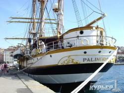 С 15 августа в Одессе будет гостить итальянский военный парусник (ФОТО)