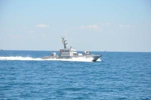 ВМС Украины снова испытывают новые бронекатера