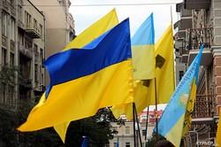 В Одессе прошли маршем воины АТО (ФОТО)