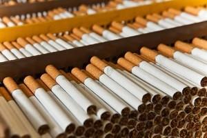 В Одесской области обнаружили контрабандные сигареты на 100 миллионов