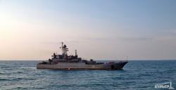 Черноморский флот России готовит морскую десантную операцию (ФОТО)