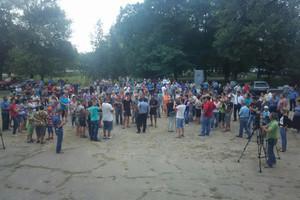 Жители Лощиновки требуют выселить из села всех ромов (ФОТО)