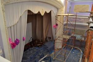 В Одессе ремонтируют историческое здание центра болгарской культуры