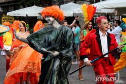 Одесский Дюк стал рыжим и начал танцевать (ФОТО)