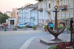 В центре Одессы восстановили символ города (ФОТО)