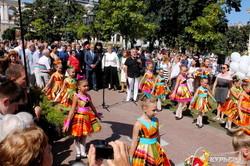 На Аллее Звезд в Одессе сегодня открыли четыре новых звезды (ФОТО)
