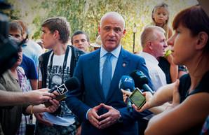 В Одессе состоялось открытие благоустроенной Старосенной площади (ФОТО)