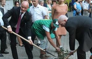 В Одессе состоялась презентация символа города-побратима Регенсбург (ФОТО)