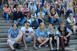 концерт на Потемкинской лестнице