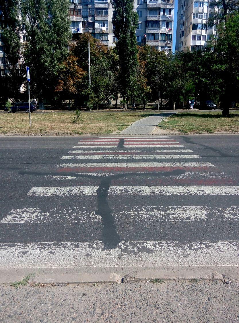 """Жители жилмассива """"Радужный"""" требуют установить светофор"""