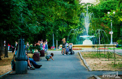 Сегодня одесскому парку Шевченко исполняется 141 год (ФОТО)