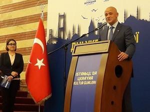 В Стамбуле прошел День Одессы (ФОТО)