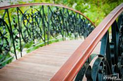 У Тещиного моста отремонтировали уголок старой Одессы (ФОТО)