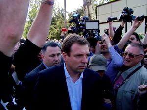 Луценко хочет снять депутатскую неприкосновенность со Скорика за избиение одесских журналистов и евромайдановцев