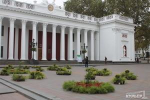 Чиновников одесской мэрии эвакуировали из здания горсовета