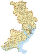 Два района Одесской области остались без глав РГА