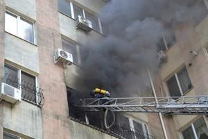 Одесские высотки проверят на соблюдение правил пожарной безопасности