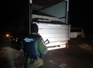 Одесские силовики задержали крупную партию контрабандных сигарет (ФОТО)