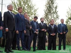Порошенко в Одесской области подписал закон об отмене лицензирования виноделия (ФОТО)
