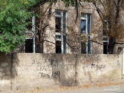 В Одессе на Французском бульваре возводят высотный нахалстрой (ФОТО)