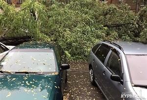 Ураган в Одессе: есть погибший