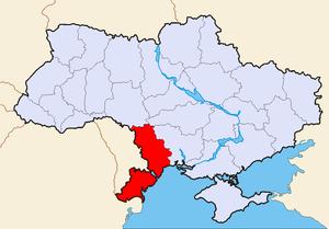 В Одесской области  семь населенных пунктов остаются обесточенными