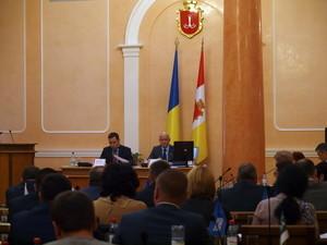 Одесский горсовет обсуждает зонинг, покупку здания для мэрии и аэропорт (прямая трансляция, завершена)