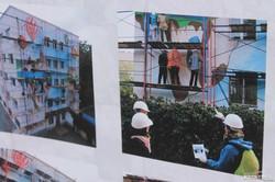 открытие мурала в Одессе