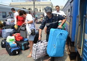 Вернувшимся из Одесской области переселенцам будет помогать Люксембург