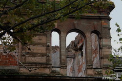 В районе одесской Аркадии сносят старинный особняк Докса (ФОТО, ВИДЕО)