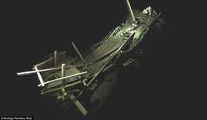В Черном море нашли более 40 затонувших кораблей