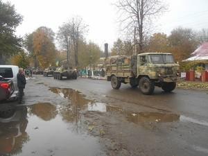 На север Одесской области вернулись военнослужащие из зоны АТО (ФОТО, ВИДЕО)