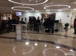 Одесский губернатор не пришел на собственную пресс-конференцию (ФОТО)