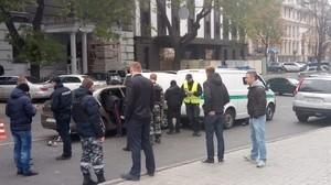 В центре Одессы опять стрельба