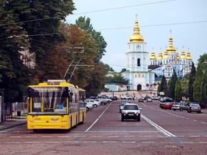В Киев привезли предпоследнюю партию троллейбусов по кредиту ЕБРР