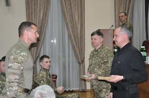 Сотрудники Одесского управления  СБУ получили спецавтомобили и ордера на квартиры (ФОТО)