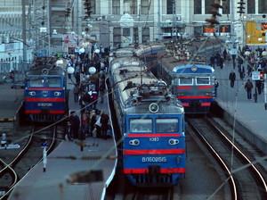 """В Одессе пьяный по телефону """"заминировал"""" вокзал"""