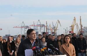 Вслед за Саакашвили в отставку собралась и Марушевская